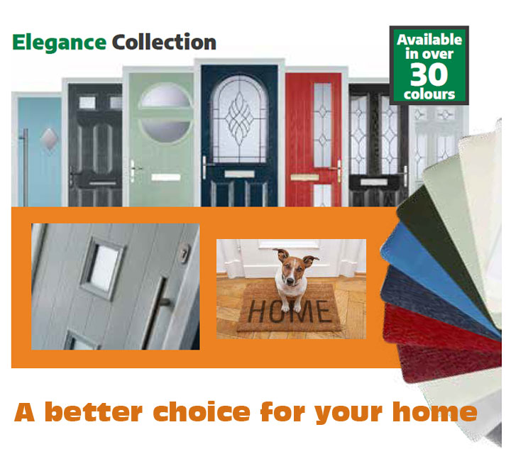 windows and doors elegence collection