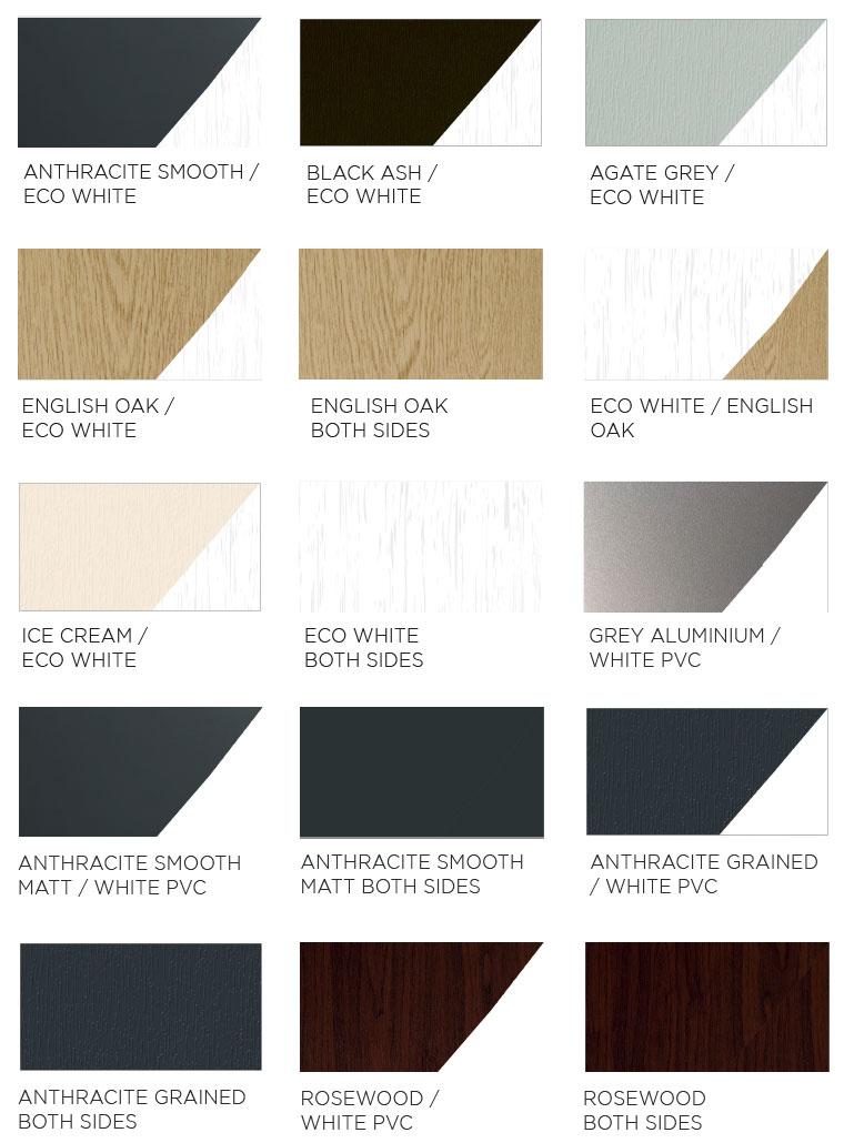eco colour collection