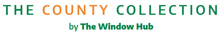 the county panel collection PVCU doors