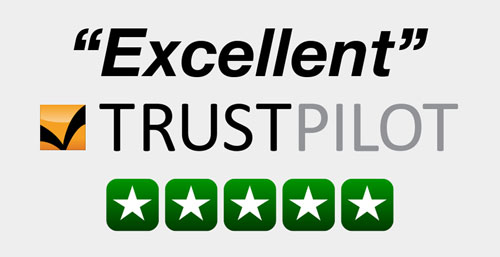 trustpilot five star reviews windows and doors